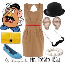 Potato Head Halloween Costume 85 Potato Head Birthday Ideas Images Potato
