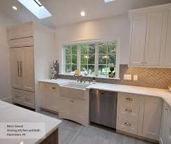gray kitchen island white inset cabinets with a gray kitchen island omega