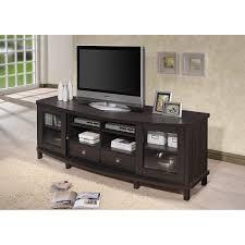Tv Stand Furniture Furniture Of America 2 Drawer Multi Storage Tv Stand Hayneedle