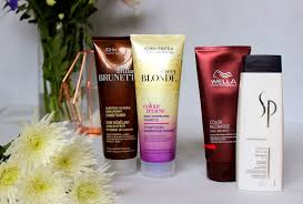 wash hair after balayage highlights best shoo conditioner for balayage or ombre hair
