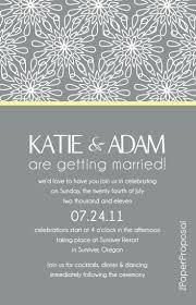 modern wedding invitations wording vertabox com