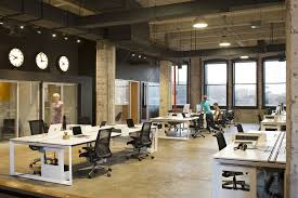 open floor plan office space asd sky the factory san francisco technology projects pinterest