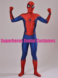 Captain Halloween Costume Aliexpress Buy Movie Captain America Civil War Spiderman