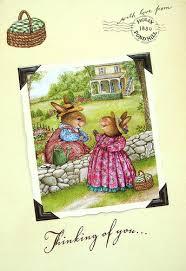 susan wheeler cards susan wheeler pond hill bunny rabbit friend thinking of you