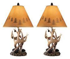 wildlife lamps ebay