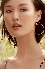 big ear rings big earrings and your style ylf