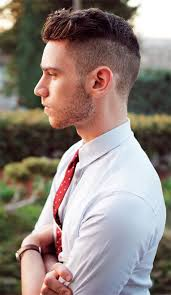back and sides haircut mens hairstyle short back sides long top