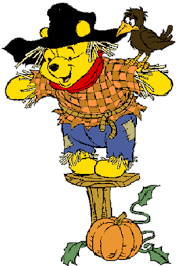 thanksgiving clipart winnie the pooh pencil and in color