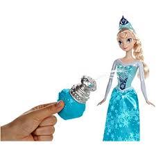 disney frozen royal colour elsa doll dumyah mattel toys