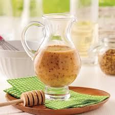 cuisine au miel vinaigrette miel et moutarde recettes cuisine et nutrition