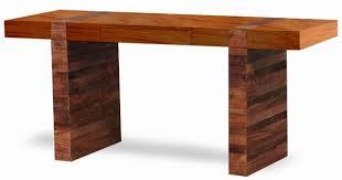 modern rustic desk contemporary wood office desk urban desk