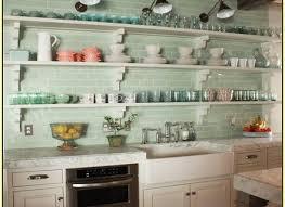 green subway tile kitchen backsplash glass tile backsplash and mini glass subway tile kitchen