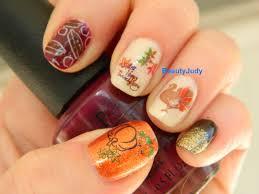thanksgiving turkey nail art happy thanksgiving 2013 beautyjudy