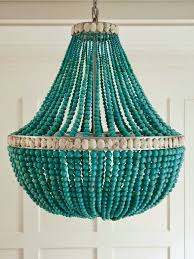 Beaded Chandelier Diy Lighting High Fashion Home Blog Page 2