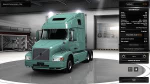 american volvo trucks volvo vnl 660 for ats 1 3 x american truck simulator mods ats mods