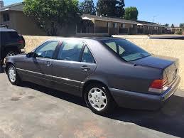 mercedes s500 1996 1996 mercedes s500 4 door sedan 177516