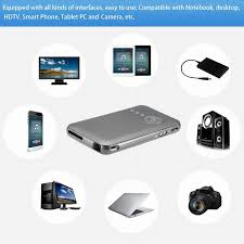 3d hd projectors for home theater m6 dlp 3d led projector android tv box 2 in 1 household hd
