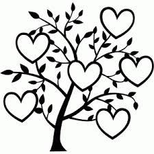 silhouette design store view design 100052 6 family tree