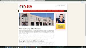 Nbs Office Furniture by Octavio Rios