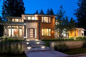 modern houses in north vancouver house and home design