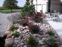 White Marble Rocks For Landscaping by Landscape River Rocks 11 Best Landscape Design Ideas