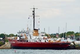 Badger Weathervane Uscg Tugster A Waterblog
