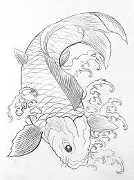 print u0026 download fish coloring pages kids