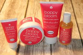 the boppy bloom skincare collection a great skin line for nursing