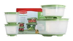 martha stewart kitchen canisters amazon com rubbermaid 7j93 produce saver square food storage