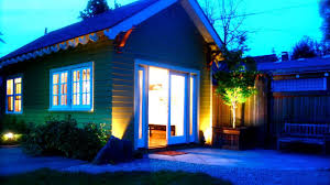the piedmont cottage a tiny backyard cottage in portland youtube