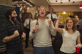 will ferrell and amy poehler are perfect partners in crime in the