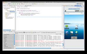 android sdk emulator how can i add the android emulator inside the eclipse ide stack