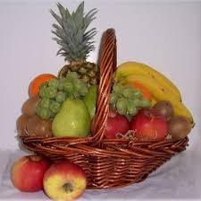Vegan Gift Basket All Fruit Basket Accents Et Cetera