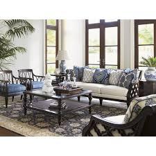 tommy bahama coffee table tommy bahama 537 947 royal kahala tropic coffee table in kona