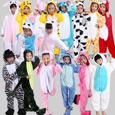 aliexpress buy pikachu pajamas fleece panda onesie children