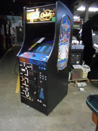 Galaga Arcade Cabinet Pacman Ms Pacman