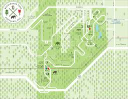 Oregon Zoo Map by Washington Park Master Plan Update The City Of Portland Oregon
