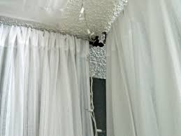 curtains for canopy bed ideas for diy canopy bed frame and