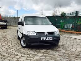 vw caddy 2 0tdi 100 bhp 5 speed manual 54 plate new mot in