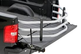 Truck Bed Steps Amp Research Bedxtender Hd Sport Truck Bed Extender 2004 2017