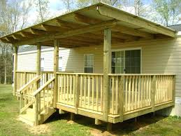 porch plans for mobile homes covered deck plans how to build a covered porch on a mobile home