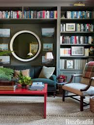 House Beutiful Home Library Design Ideas Pictures Of Home Library Decor