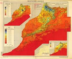Morocco Africa Map by The Soil Maps Of Africa Display Maps