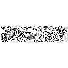 Polynesian Art Designs Best 25 Polynesian Armband Tattoo Ideas On Pinterest Maori Band