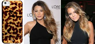 ecaille hair hair color trends ombre ecaille and streaks desibeauty blog
