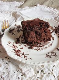 chocolate carrot cake with chocolate frosting recipe