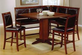 booth dining room sets corner booth dining set kitchen table rustic style plus booth