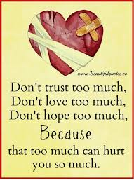 Love Memes Quotes - love memes and too much www beautifulquotes co don t trust too