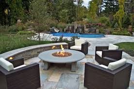 Outdoor Fire Place by Outdoor Fireplace Fire Pit Design Installation Northern Nj