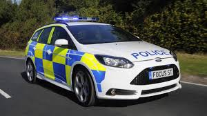 police car crims beware it u0027s the focus st police car top gear
